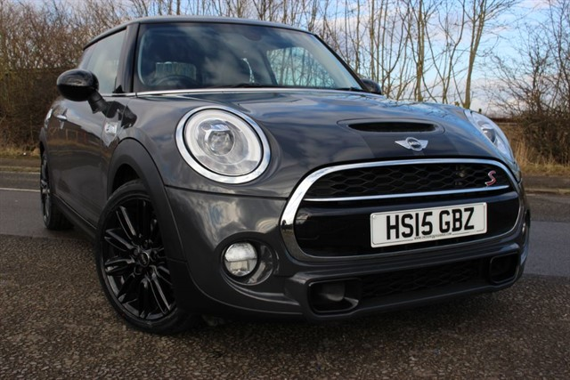 used MINI Cooper S 'Chili Pack' in sheffield-south-yorkshire