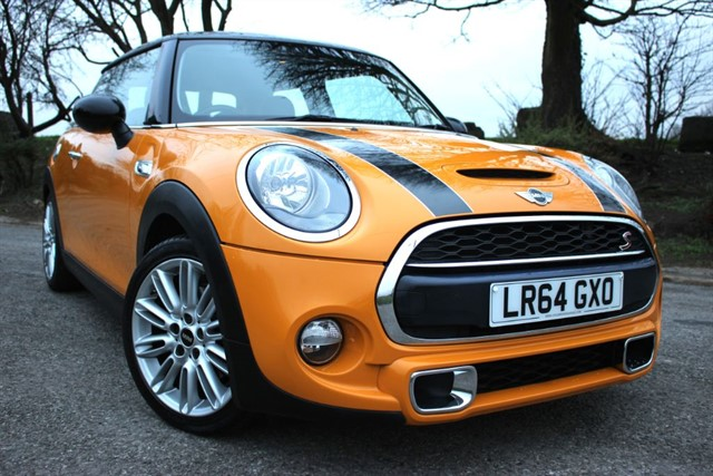 used MINI Cooper S 'Sat Nav XL' in sheffield-south-yorkshire