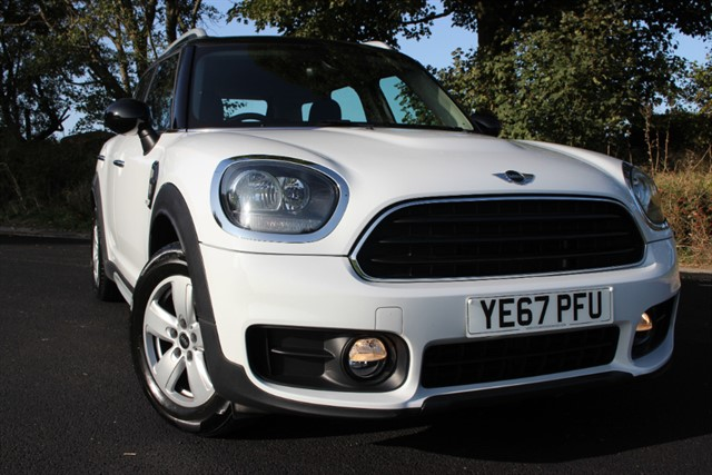 used MINI Countryman Cooper D in sheffield-south-yorkshire