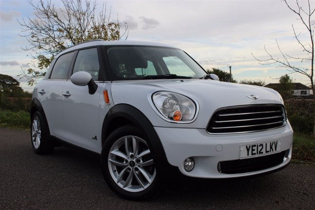 used MINI Countryman Cooper D All4 in sheffield-south-yorkshire