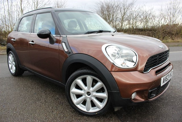 used MINI Countryman Cooper SD in sheffield-south-yorkshire