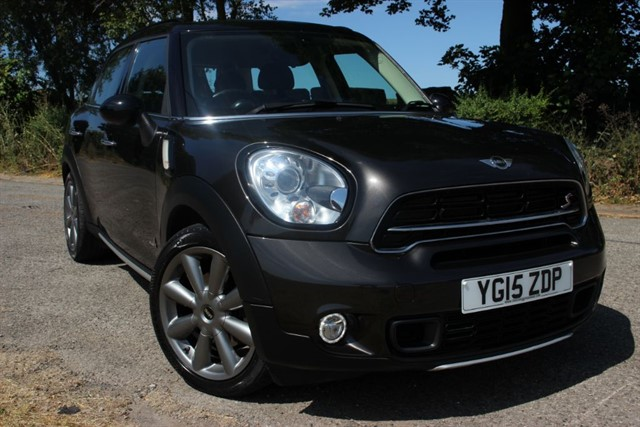 used MINI Countryman Cooper SD All4 in sheffield-south-yorkshire