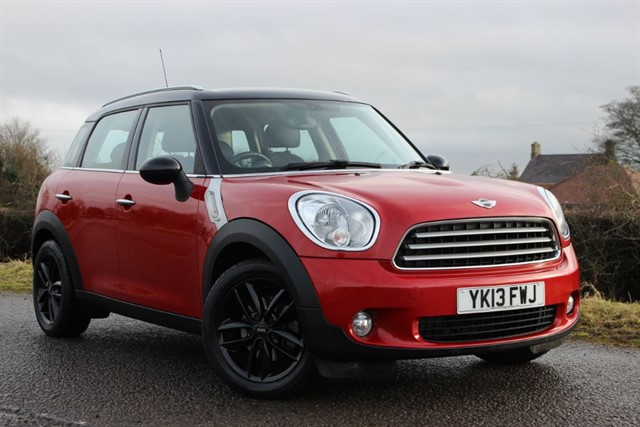 used MINI Countryman Cooper 'Chili' in sheffield-south-yorkshire