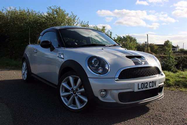 used MINI Coupe Cooper S in sheffield-south-yorkshire