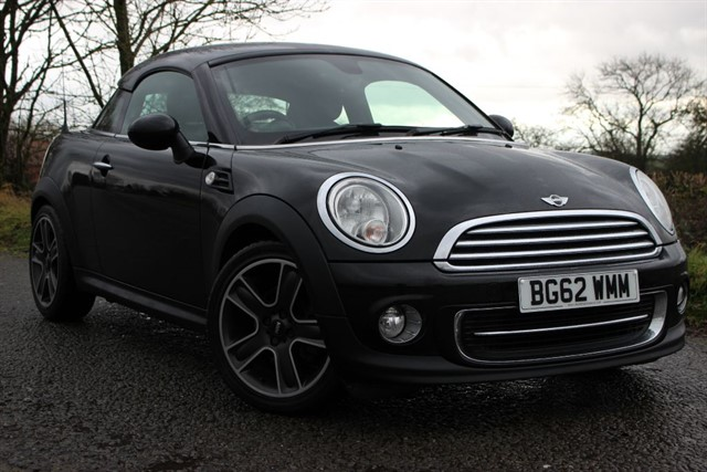 used MINI Coupe Cooper in sheffield-south-yorkshire