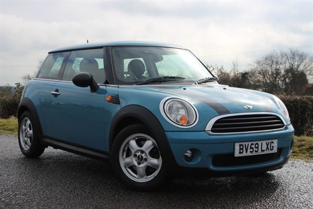 used MINI First  in sheffield-south-yorkshire