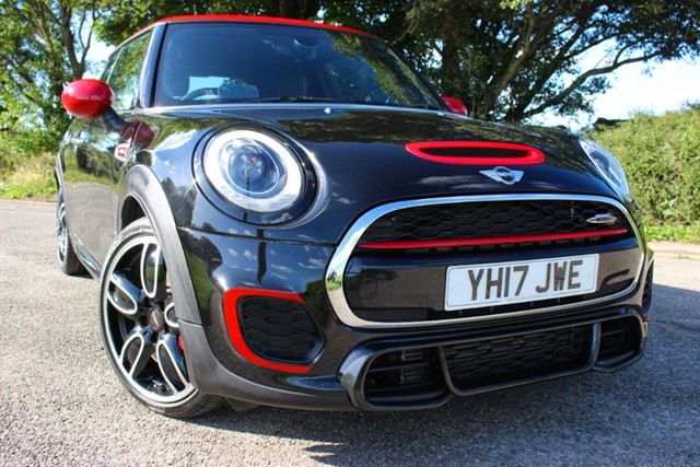 used MINI John Cooper Works 230 Media XL in sheffield-south-yorkshire