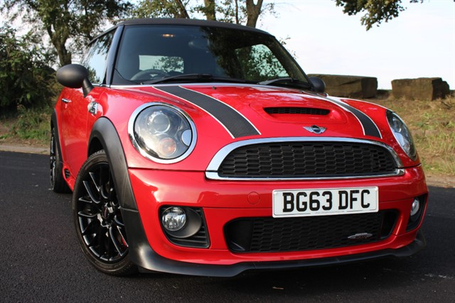 used MINI John Cooper Works  in sheffield-south-yorkshire