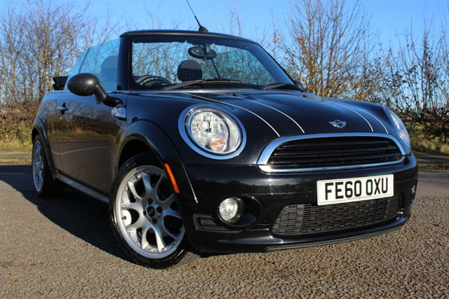used MINI One Convertible 'Pepper Pack' in sheffield-south-yorkshire