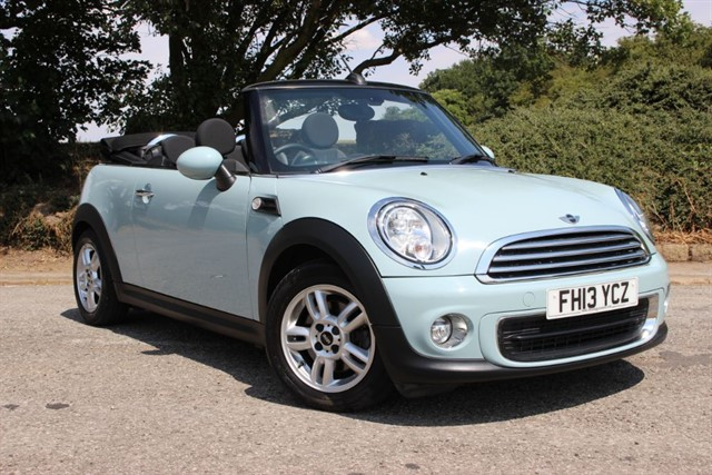 used MINI One Convertible in sheffield-south-yorkshire