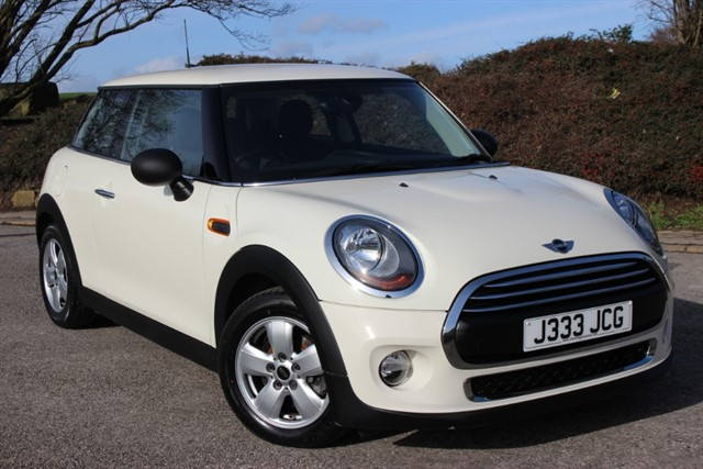 used MINI One 'Pepper Pack' in sheffield-south-yorkshire
