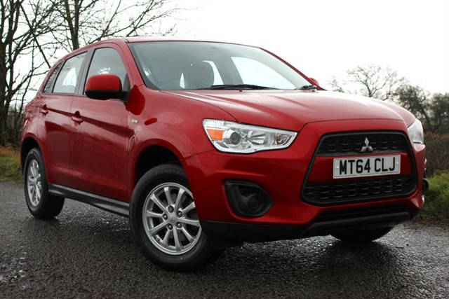 used Mitsubishi ASX 2 in sheffield-south-yorkshire