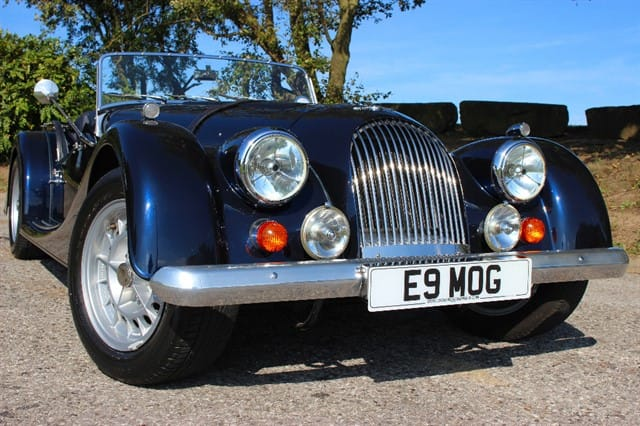 used Morgan Plus 8 4.6 V8 in sheffield-south-yorkshire