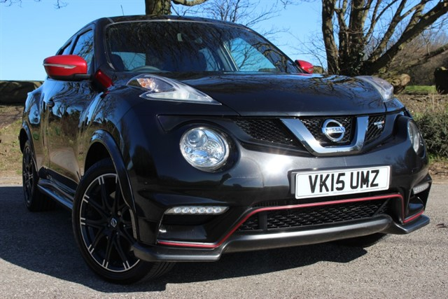 used Nissan Juke Nismo RS DIG-T 'Tech Pack' in sheffield-south-yorkshire
