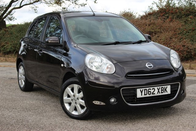 used Nissan Micra Tekna DIG-S in sheffield-south-yorkshire