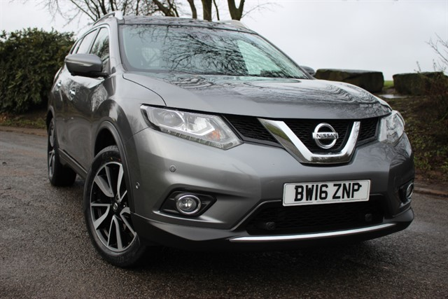 used Nissan X-Trail Tekna dCi 7 Seater in sheffield-south-yorkshire