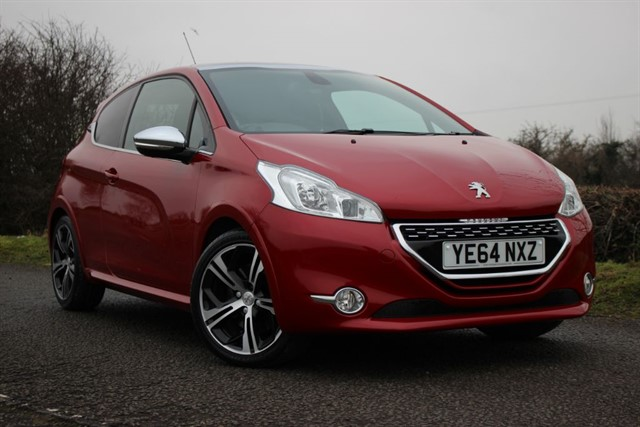 used Peugeot 208 THP GTI Limited Edition in sheffield-south-yorkshire