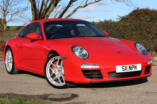 used Porsche 911 Carrera 2S PDK in sheffield-south-yorkshire