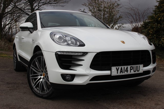 used Porsche Macan S D PDK in sheffield-south-yorkshire