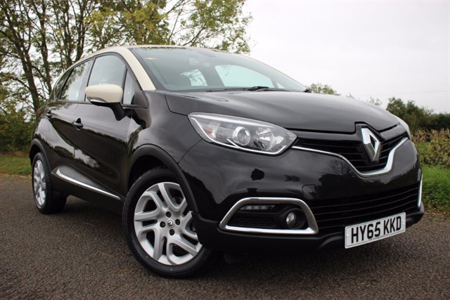 used Renault Captur Dynamique Nav dCi in sheffield-south-yorkshire