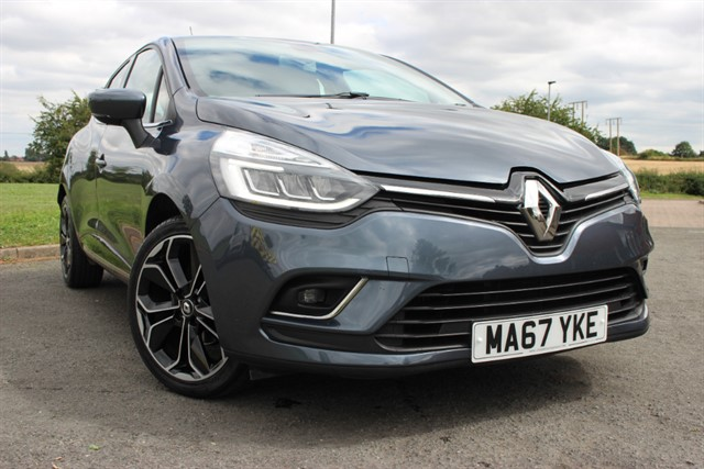 used Renault Clio Dynamique S Nav tCe in sheffield-south-yorkshire