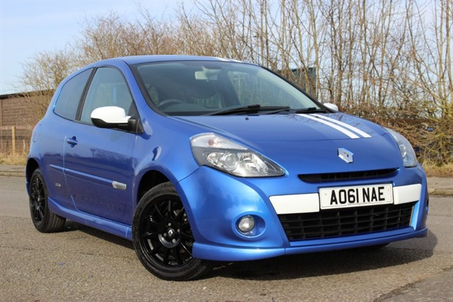 used Renault Clio Gordini in sheffield-south-yorkshire