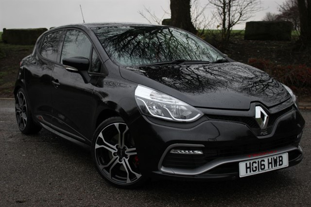 used Renault Clio RS Nav Trophy in sheffield-south-yorkshire