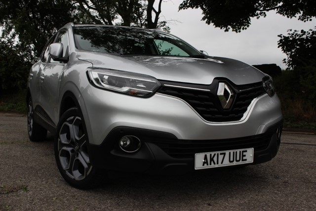 used Renault Kadjar Dynamique S Nav dCi in sheffield-south-yorkshire