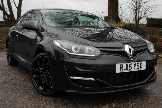used Renault Megane RS in sheffield-south-yorkshire