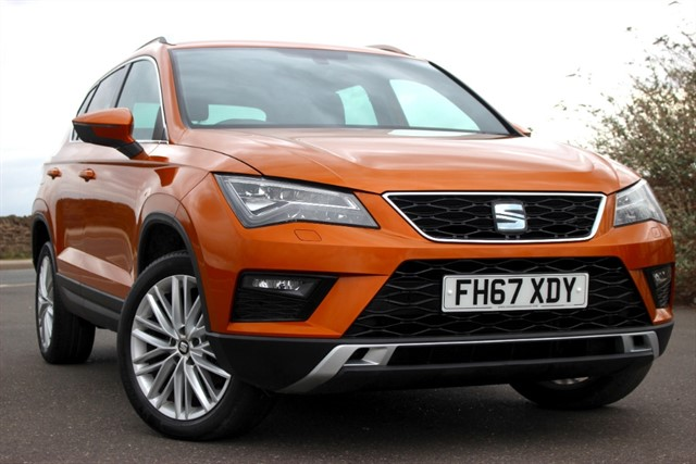used SEAT Ateca xCellence ecoTSI DSG in sheffield-south-yorkshire