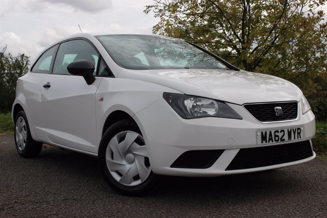 used SEAT Ibiza S A/C in sheffield-south-yorkshire
