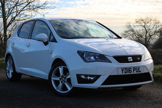 used SEAT Ibiza FR Technology TSI in sheffield-south-yorkshire
