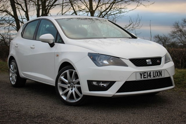 used SEAT Ibiza FR in sheffield-south-yorkshire