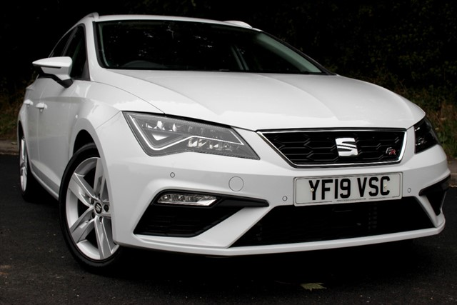 used SEAT Leon FR TSI Evo Sports Tourer in sheffield-south-yorkshire