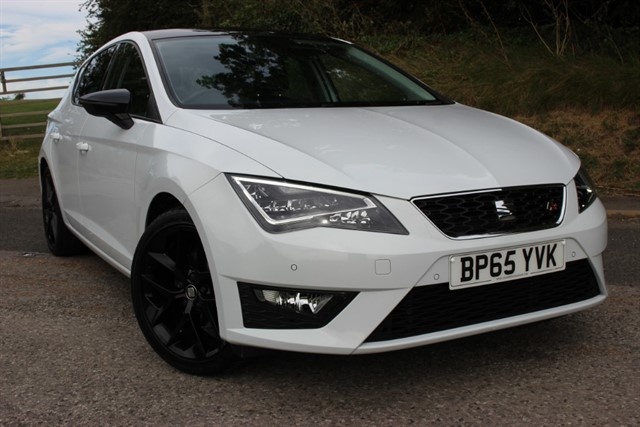 used SEAT Leon TDI FR Technology in sheffield-south-yorkshire