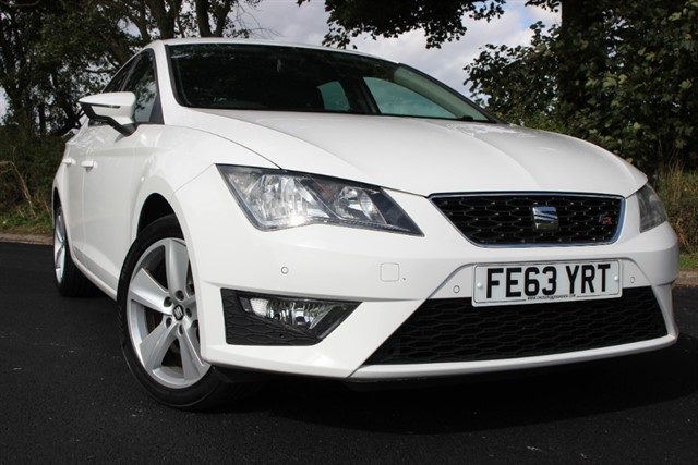 used SEAT Leon FR TDI in sheffield-south-yorkshire