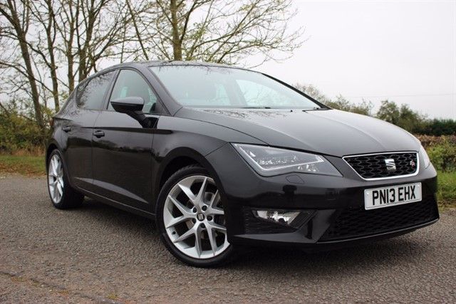 used SEAT Leon TDI FR in sheffield-south-yorkshire