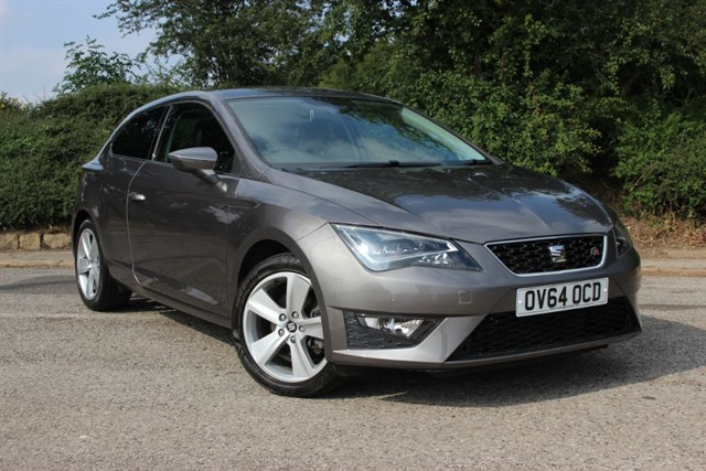 used SEAT Leon FR Technology TDI in sheffield-south-yorkshire