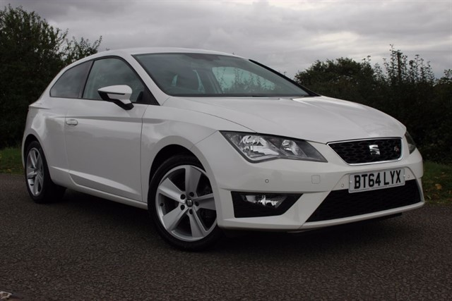 used SEAT Leon FR TSI ACT in sheffield-south-yorkshire