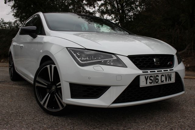 used SEAT Leon Cupra TSI 280 in sheffield-south-yorkshire