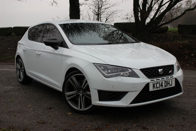 used SEAT Leon TSI Cupra in sheffield-south-yorkshire
