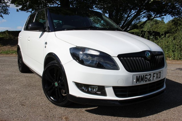 used Skoda Fabia Monte Carlo TDI CR in sheffield-south-yorkshire