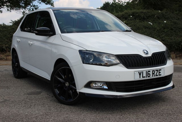 used Skoda Fabia Monte Carlo MPI in sheffield-south-yorkshire