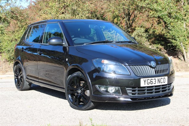 used Skoda Fabia Monte Carlo Tech TSI in sheffield-south-yorkshire