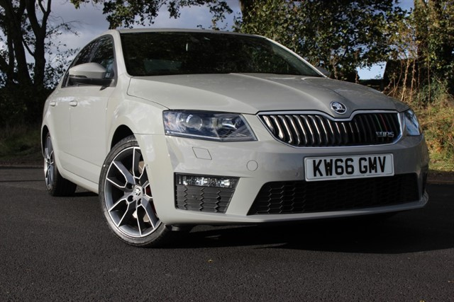 used Skoda Octavia VRS TSI in sheffield-south-yorkshire