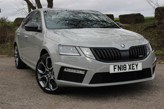 used Skoda Octavia VRS TDI DSG in sheffield-south-yorkshire
