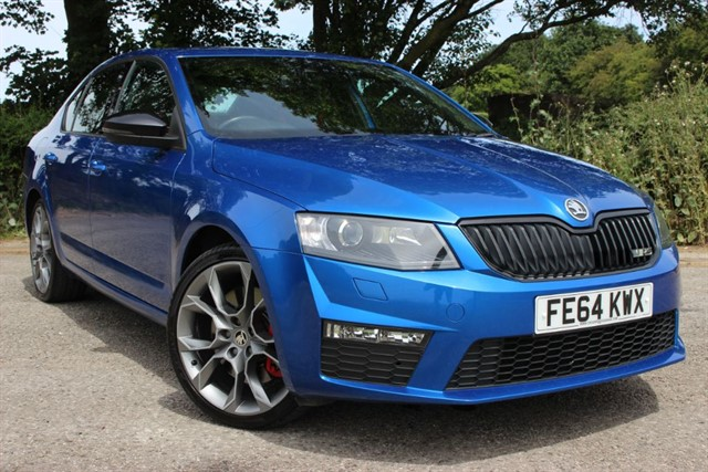 used Skoda Octavia vRS TDI in sheffield-south-yorkshire