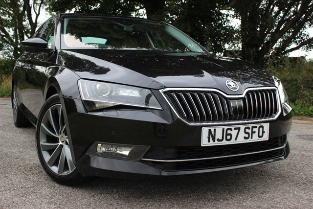 used Skoda Superb Laurin And Klement TDI DSG in sheffield-south-yorkshire