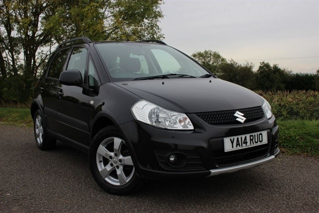 used Suzuki SX4 SZ5 in sheffield-south-yorkshire