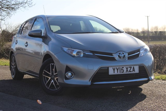 used Toyota Auris Icon Plus Valvematic in sheffield-south-yorkshire